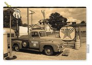 Route 66 - Shea's Gas Station Carry-all Pouch