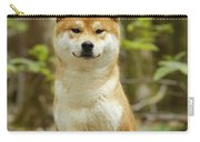 Shiba Inu Dog Carry-all Pouch