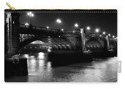 Southwark Bridge London Carry-all Pouch