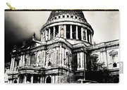 St Pauls Cathedral London Art Carry-all Pouch