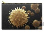 Sunflower Pollen Carry-all Pouch