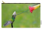 Sword-billed Hummingbird Carry-all Pouch