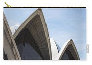 Sydney Opera House Detail In Australia  Carry-all Pouch