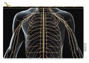 The Nerves Of The Upper Body Carry-all Pouch
