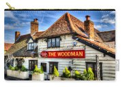 The Woodman Pub Carry-all Pouch