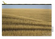 Tracks In Field Carry-all Pouch
