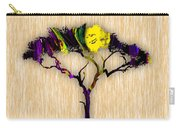 Tree Wall Art. Carry-all Pouch