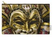 Venetian Carnaval Mask Carry-all Pouch