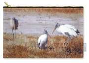 Wood Storks Carry-all Pouch