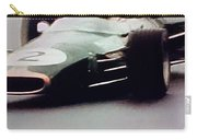 60's Era Formula 1 Race Carry-all Pouch