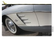 61 Corvette-grey-sidepanel-9241 Carry-all Pouch