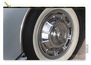 61 Corvette-grey-wheel-9236 Carry-all Pouch