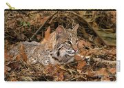 611000006 Bobcat Felis Rufus Wildlife Rescue Carry-all Pouch