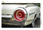 62 Thunderbird Tail Light Carry-all Pouch