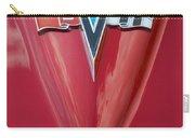 63 Corvette Emblem Carry-all Pouch