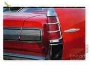 63 Pontiac Bonneville Carry-all Pouch