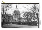 63rd Infantry Ready In Dc Carry-all Pouch