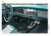 65 Plymouth Satellite Interior-8499 Carry-all Pouch
