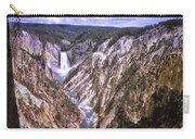 661 Sl Yellowstone Canyon  Carry-all Pouch