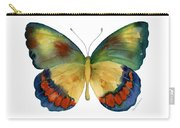 67 Bagoe Butterfly Carry-all Pouch by Amy Kirkpatrick