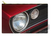 67 Camaro Ss Headlight-8724 Carry-all Pouch