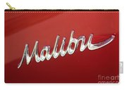 67 Malibu Chevelle Logo -0058 Carry-all Pouch