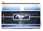67 Mustang Emblem Carry-all Pouch