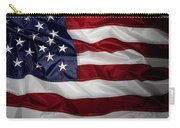 American Flag 52 Carry-all Pouch