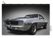 '69 Camaro Ss Carry-all Pouch