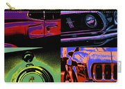 '69 Mustang Carry-all Pouch by Gordon Dean II
