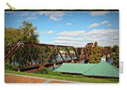 6th Street Bridge Carry-all Pouch