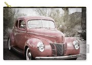 1940 Ford Deluxe Coupe Carry-all Pouch