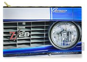 1969 Chevrolet Camaro Z-28 Grille Emblem Carry-all Pouch