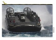 A Landing Craft Air Cushion Prepares Carry-all Pouch