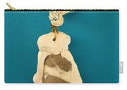 Aphrodite Anadyomene Necklace Carry-all Pouch by Augusta Stylianou