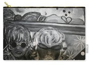 Art Monochrome Carry-all Pouch