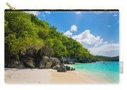 Beautiful Caribbean Beach Carry-all Pouch