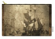 Blame It On The Rum Schooner Carry-all Pouch