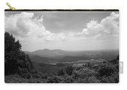 Blue Ridge Mountains - Virginia Bw 2 Carry-all Pouch