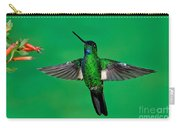 Buff-winged Starfrontlet Carry-all Pouch