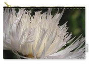 Centaurea Named The Bride Carry-all Pouch