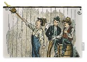 Clemens: Tom Sawyer Carry-all Pouch
