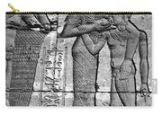 Cleopatra Vii (69-30 B.c.) Carry-all Pouch