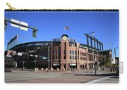 Coors Field - Colorado Rockies Carry-all Pouch