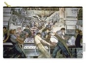 Diego Rivera - Detroit Carry-all Pouch