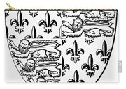 Edward IIi (1312-1377) Carry-all Pouch