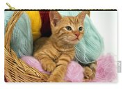 Europeen Roux Tabby Carry-all Pouch
