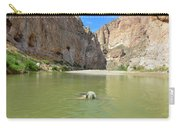 Exploring Big Bend National Park Carry-all Pouch