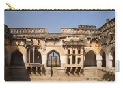 Hampi Temple Carry-all Pouch