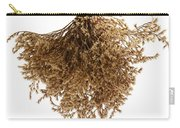 Hanging Dried Flowers Bunch Carry-all Pouch